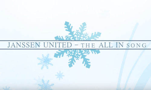 Janssen United - The all in song